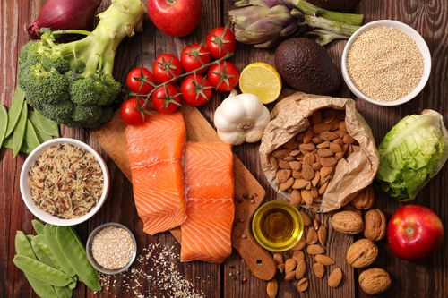 Eating healthy helps reduce BMI