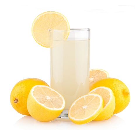 Natural beauty tips - fresh juices